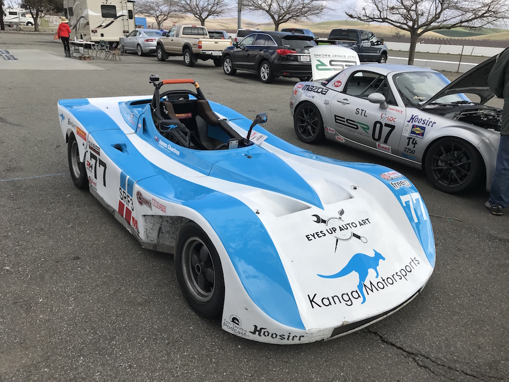 Kanga Motorsports Spec Racer Ford Gen3 SCCA Thunderhill March 2018 Tech Inspection.JPG