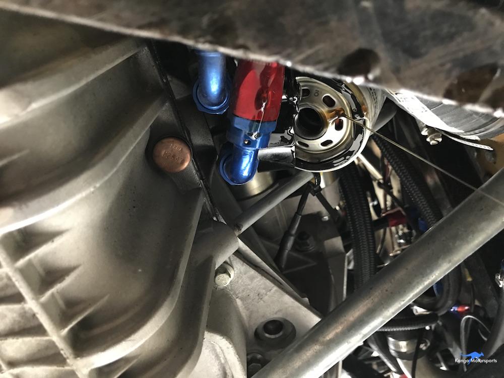 Kanga Motorsports Spec Racer Ford Gen3 Oil Change Removing the Filter.jpg