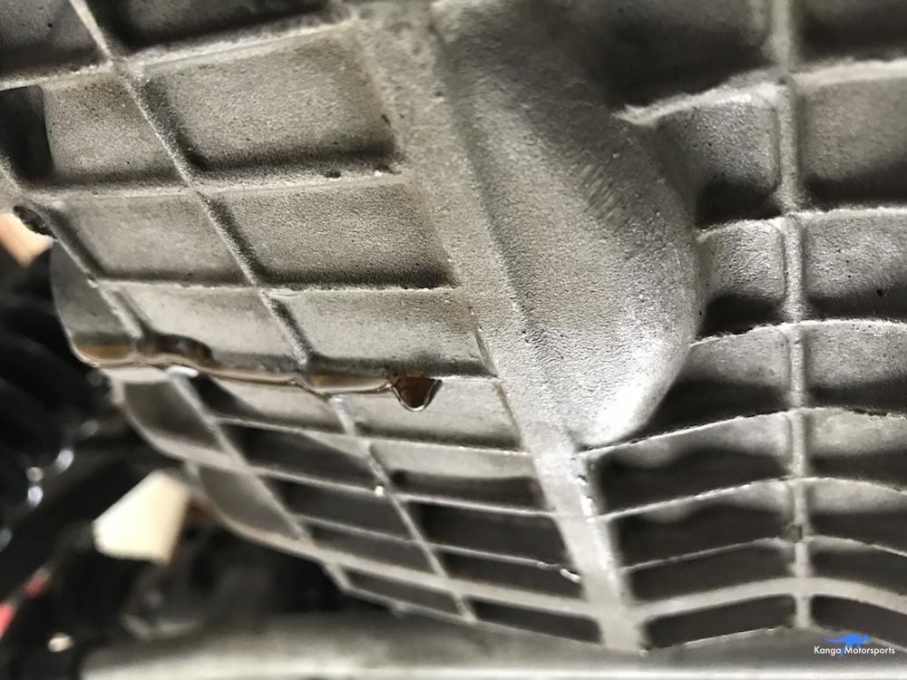 Kanga Motorsports Spec Racer Ford Gen3 Oil Change Drain.jpg