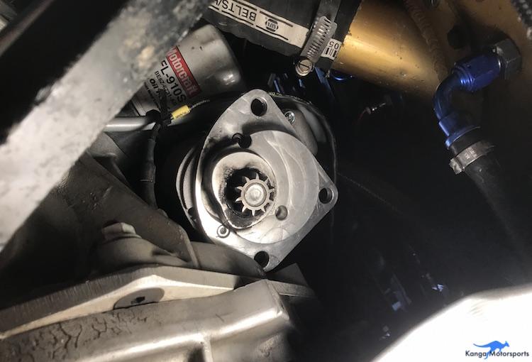 Kanga Motorsports Spec Racer Ford Gen3 Starter Motor Reinstall.jpg