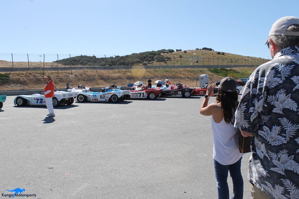 Kanga Motorsports WeatherTech Raceway Laguna Seca Spec Racer Ford Gen3 Family and Friends.JPG