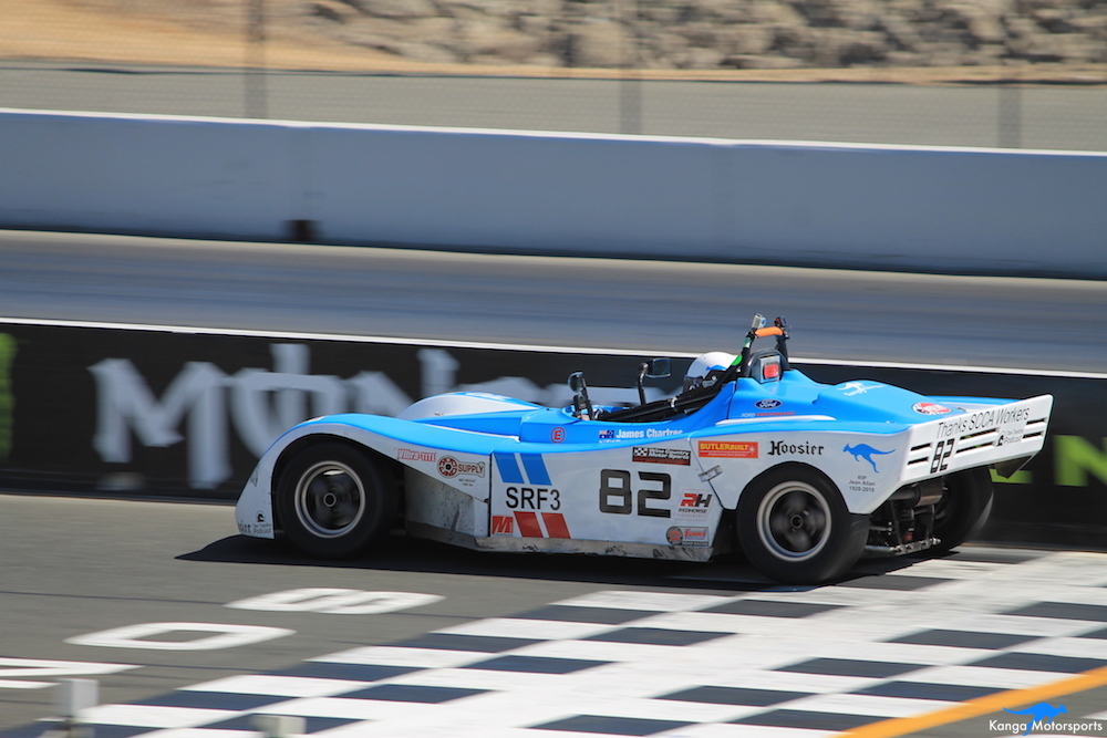 Kanga Motorsports 2018 Sonoma Majors Spec Racer Ford Gen3 Start Finish Straight.JPG