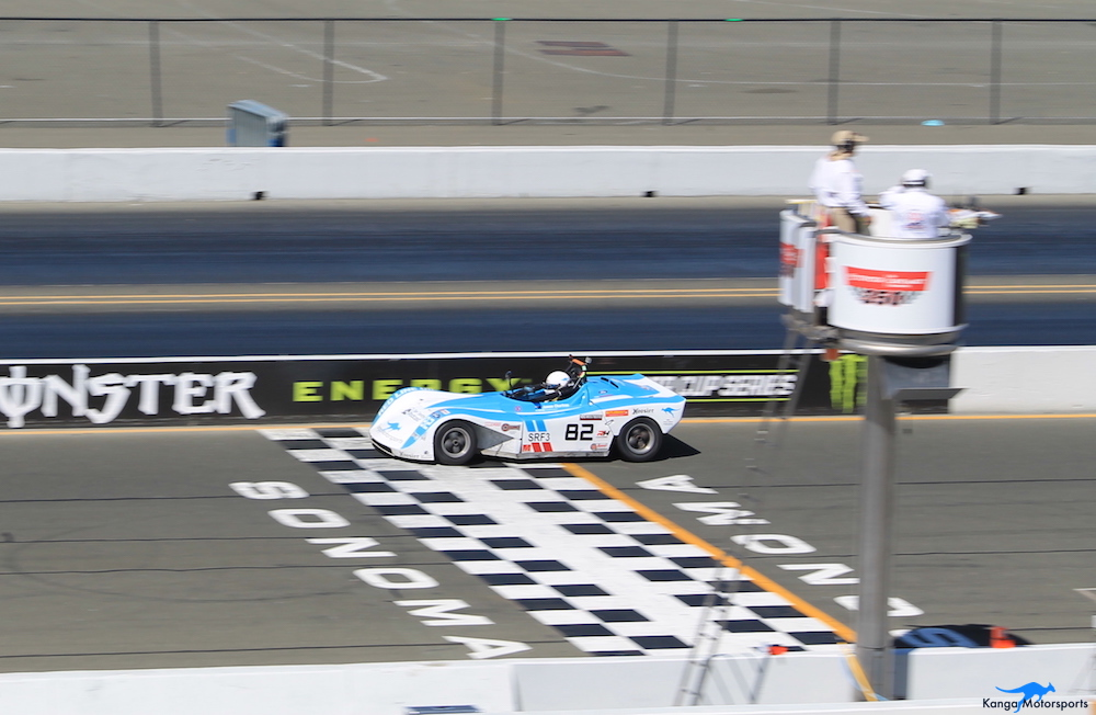 Kanga Motorsports 2018 Sonoma Majors Spec Racer Ford Gen3 Start Finish.JPG