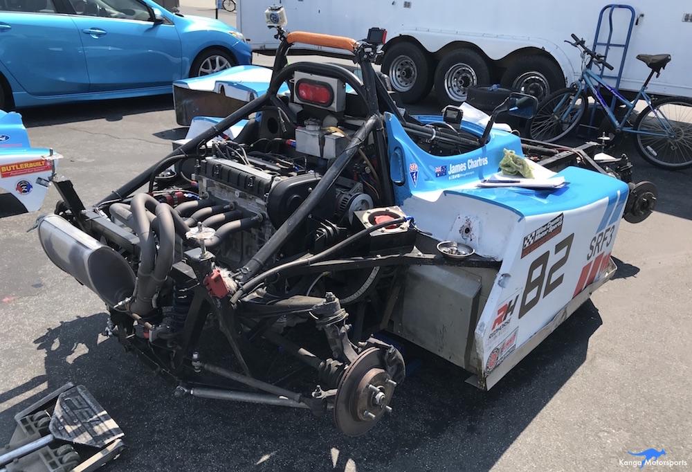 Kanga Motorsports 2018 WeatherTech Raceway Laguna Seca  Spec Racer Ford Gen3 Checklist.JPG