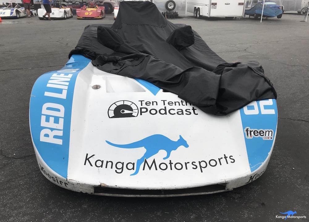 Kanga Motorsports 2018 WeatherTech Raceway Laguna Seca  Spec Racer Ford Gen3 Car Cover.JPG