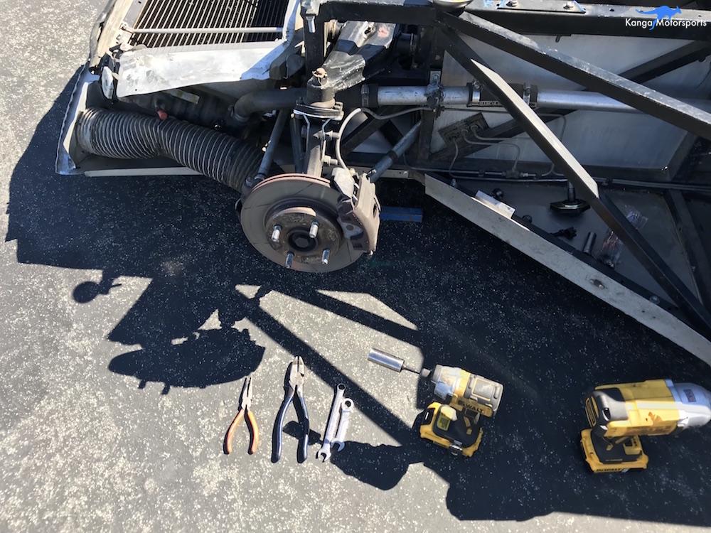 Kanga Motorsports Spec Racer Ford Gen3 Upper Ball Joint Replacement Tools.JPG
