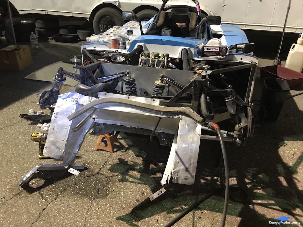 Kanga Motorsports Spec Racer Ford Gen3 2018 Thunderhill Final Car Reassembly.JPG