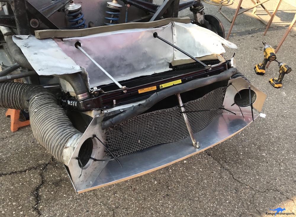 Kanga Motorsports Spec Racer Ford Gen3 2018 Thunderhill Final Car Repair Zip Ties.JPG