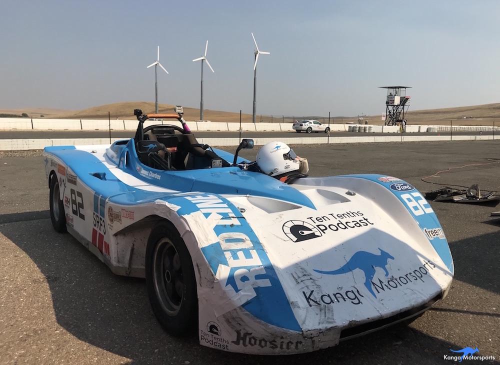 Kanga Motorsports Spec Racer Ford Gen3 2018 Thunderhill Final Car Repaired.JPG