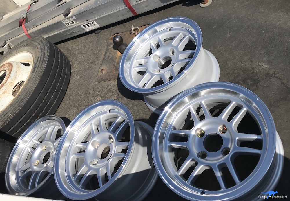 Kanga Motorsports Spec Racer Ford Gen3 2018 Thunderhill Final New Wheels ready for Tires.JPG