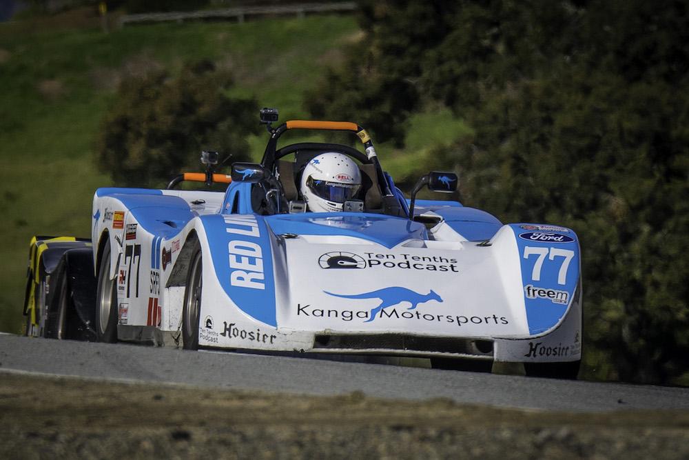 The Race Car - Kanga Motorsports