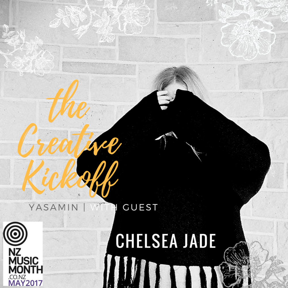 Chelsea Jade The Creative Kickoff Podcast