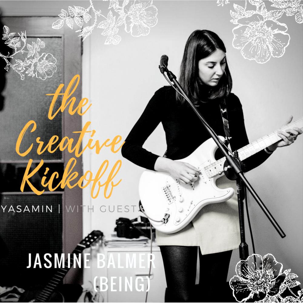 Jasmine Balmer, Being.
