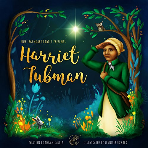 - Enter A Bastard's Indie Book Review Giveaway of...Our Legendary Ladies Presents Harriet Tubman by Megan Callea ( Book Version)  Click the Amazon Giveaway link after this review.