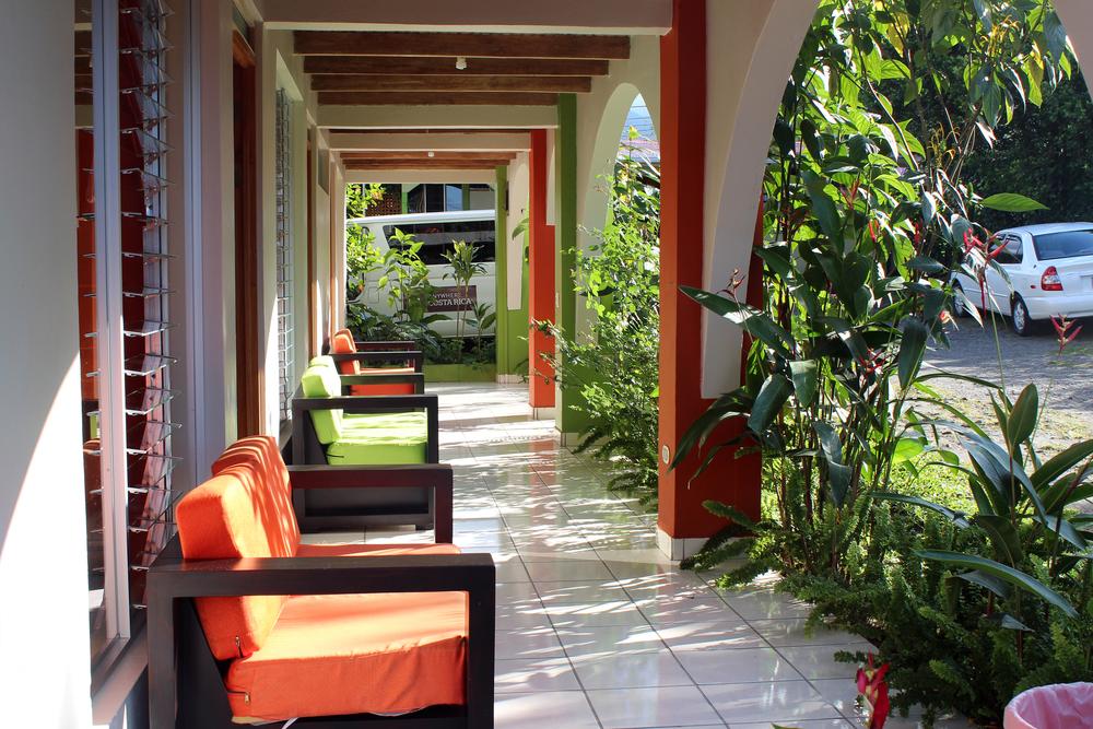 Hotel Las Flores, La Fortuna, Costa Rica.
