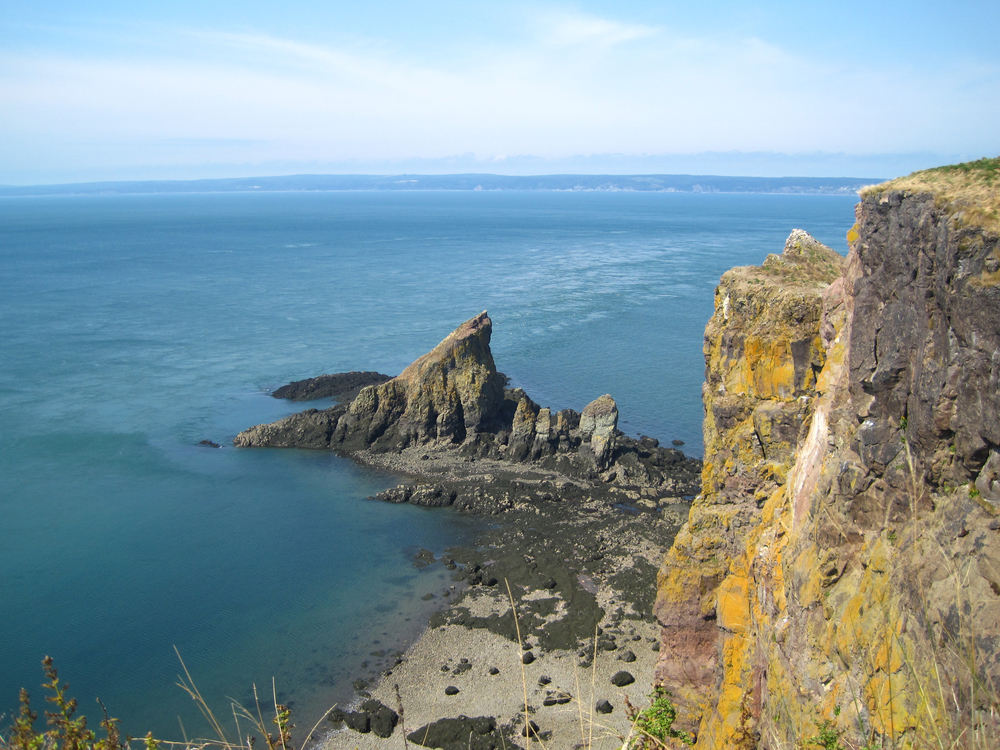 Cape Split is among my top three day hikes, matched only by trails in Canada's Rocky Mountains.