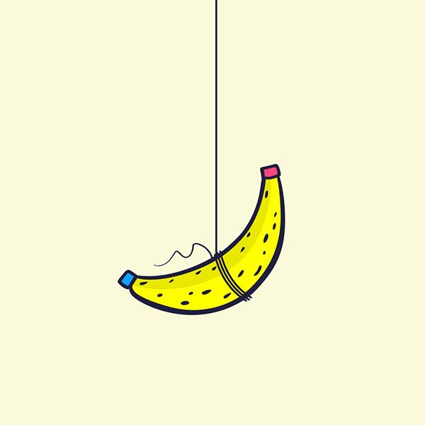 La banana - Descargar para celularDescargar para laptop / tablet