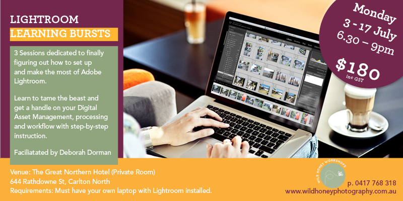 Lightroom Training Melbourne