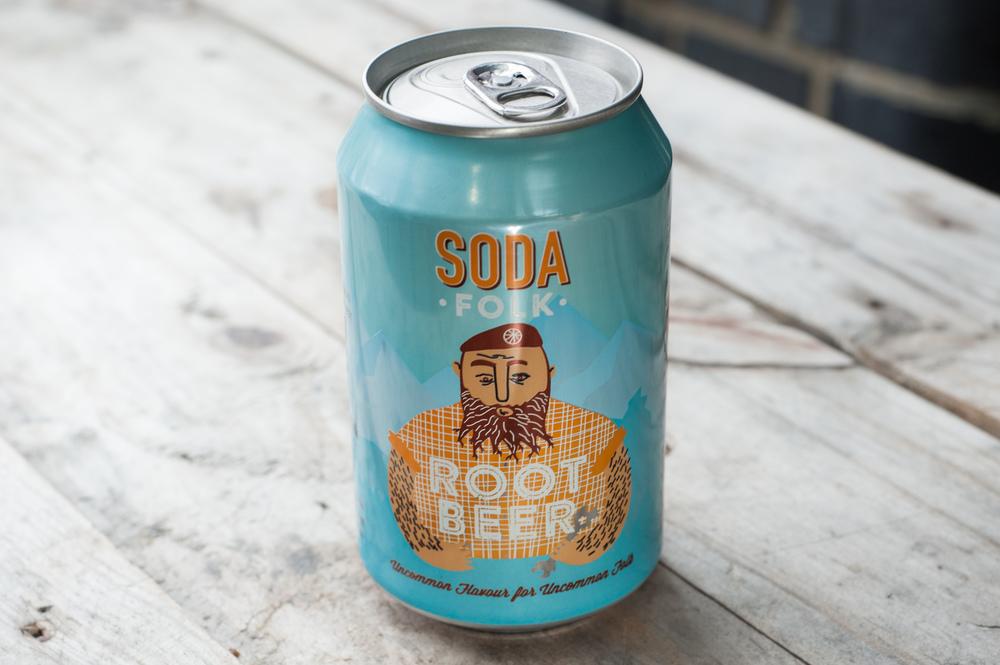 SODA FOLK Root Beer £2.00