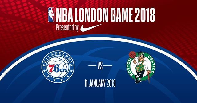 ‪Attention @sixers fans!: We will be at @Createvictoria food market today from 11 to 3 before the #nbalondon game @theo2london . Then at the @nba VIP after party! See you all soon. Spread the word. Go #sixers !‬