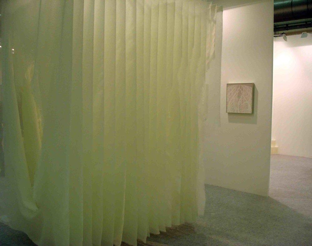 Stand White meditaion room ad artefiera2011_Angela Glajcar in primo piano.jpg