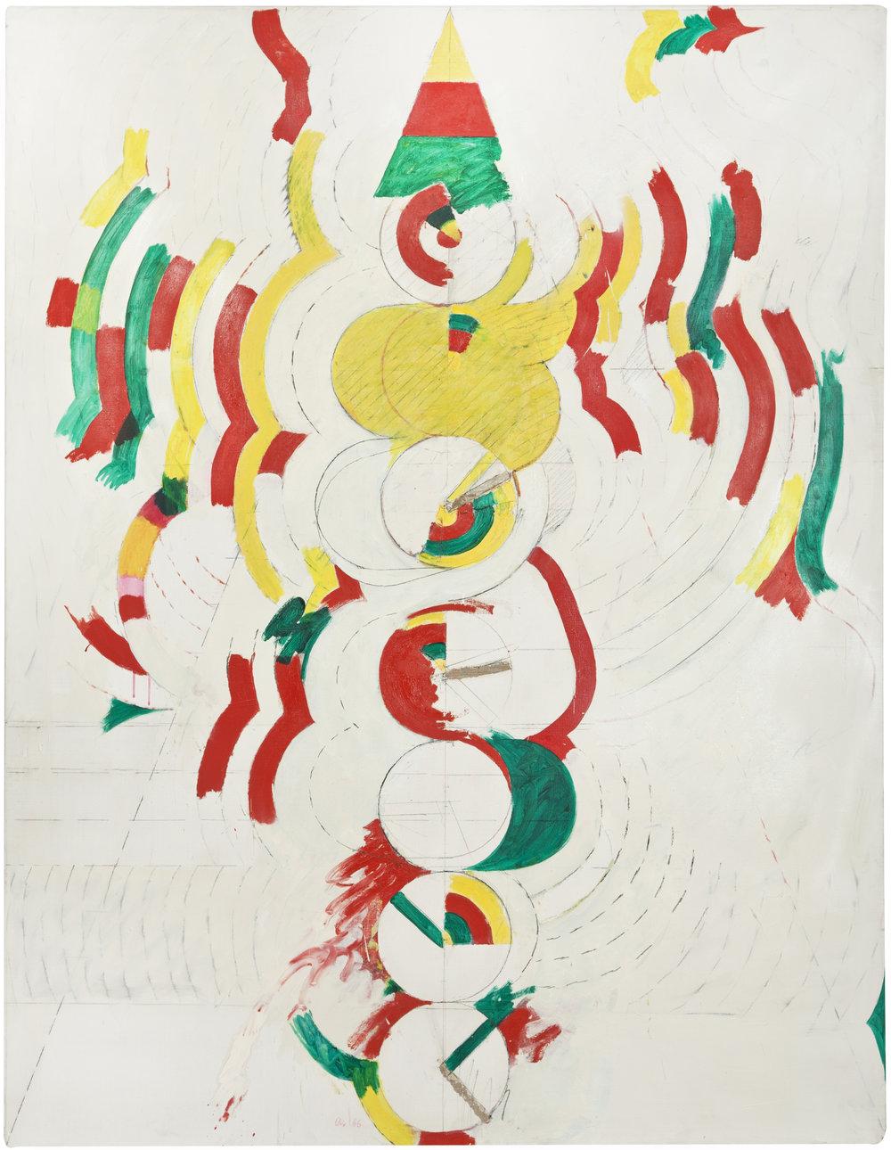 Rodolfo Aricò_Seriale_Olio su tela_1965_ 202 x 150 cm.jpg
