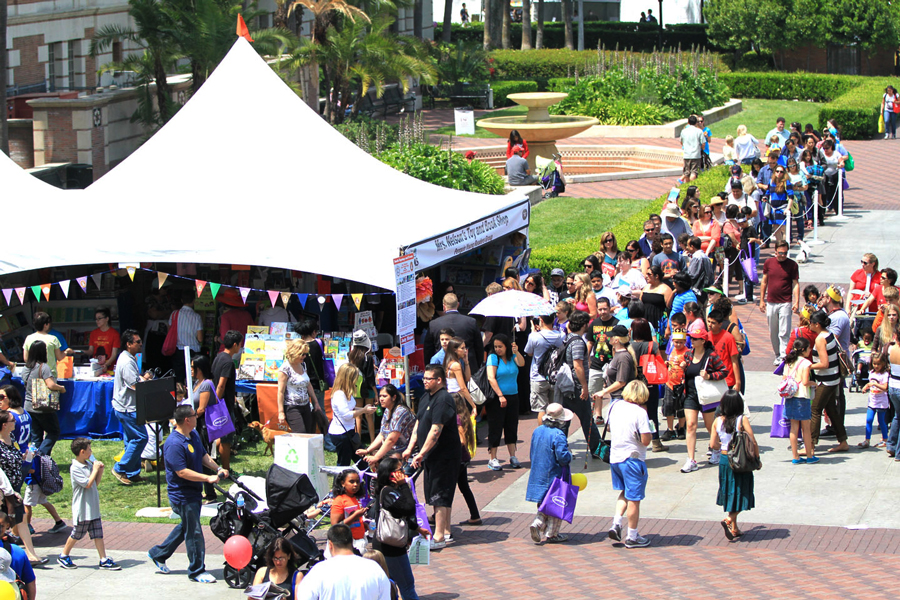 L.A. Festival of Books, April 13-14 - On sunny University of Southern California campus, Tom will be attending the Festival of Books hosted by his alma mater, The Los Angeles Times. Come celebrate all things written at this special event. More details to come!