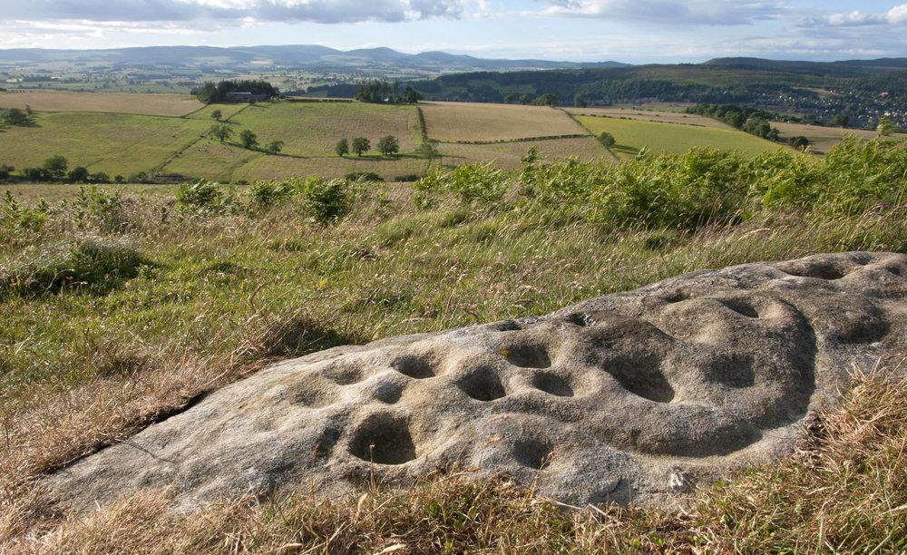 Horseshoe Rock Northumberland 03