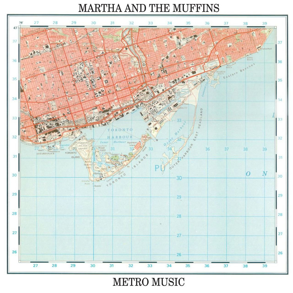 queMartha & The Muffins - Metro Music