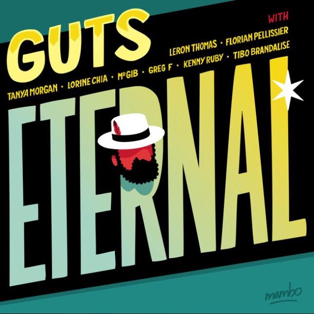 Guts - Eternal (2016)