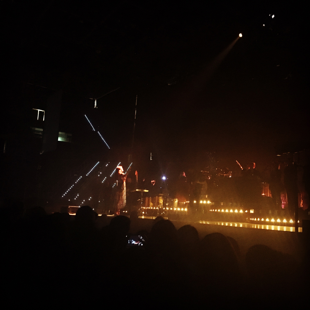 Florence & The Machine - Pala Alpitour, Torino 15/4/16