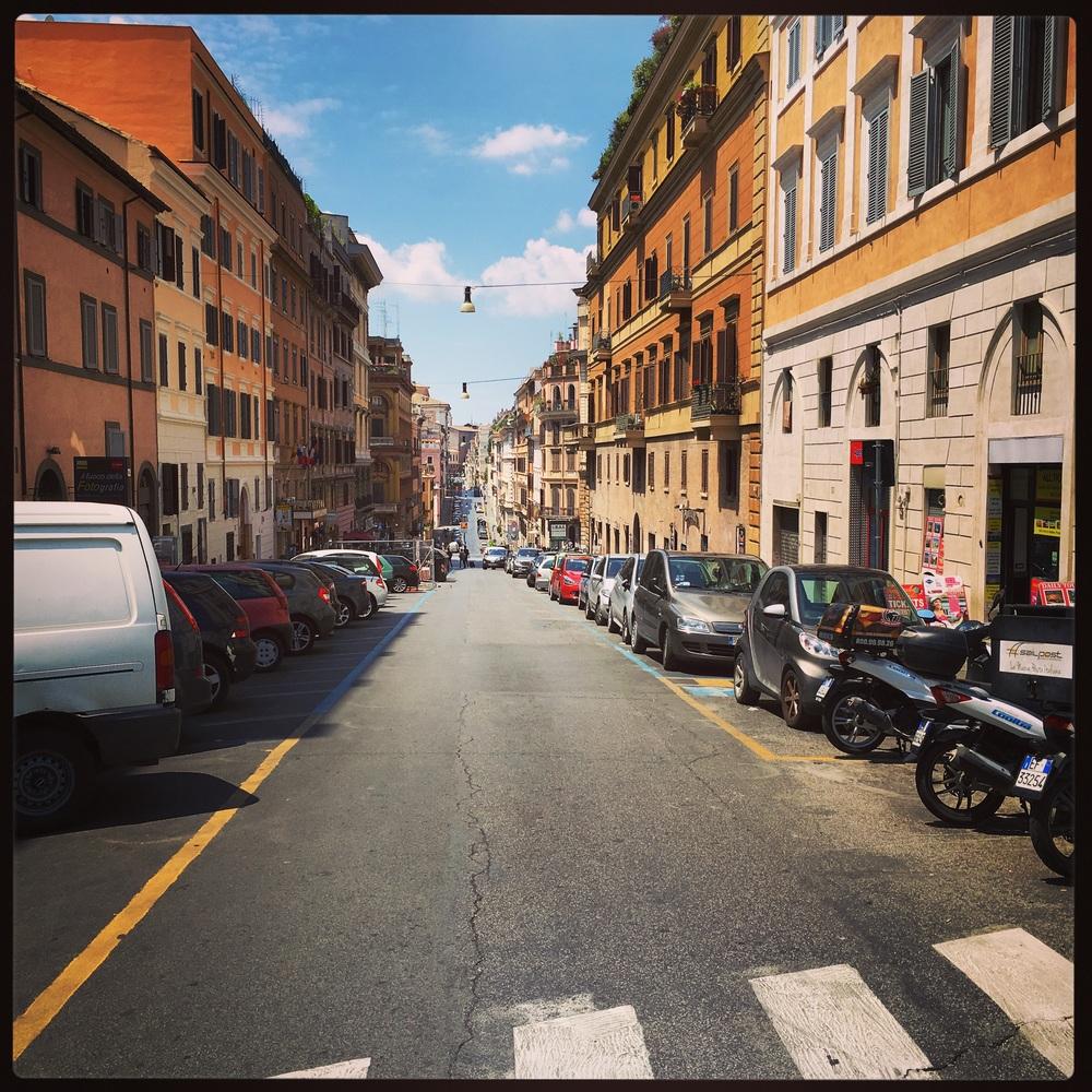 Abbey Rome
