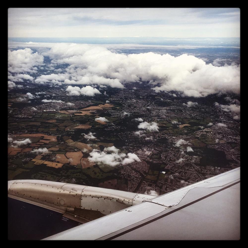 Inghilterra dall'alto