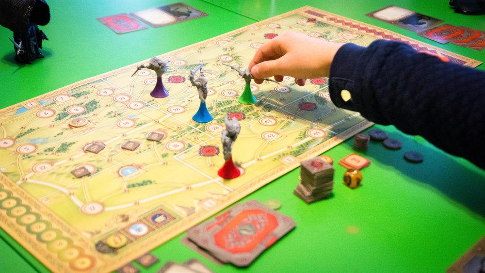 Muoversi sulla mappa delle realtà del gioco italiane non è mai stato così facile! Questo giro Frodo non ci scapperà!