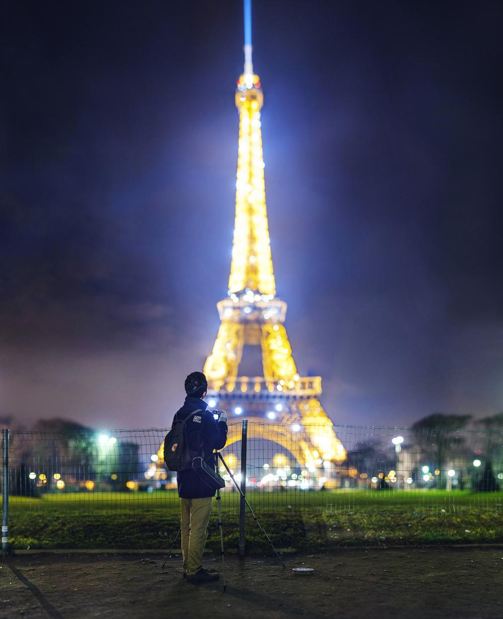 フランス:「エッフェル塔/Effele tower」
