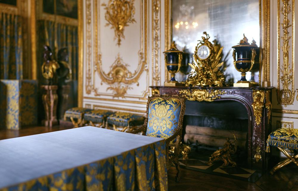 フランス:「ヴェルサイユ宮殿・鏡の回廊/The Palace of Versailles・The Halls of Millors」