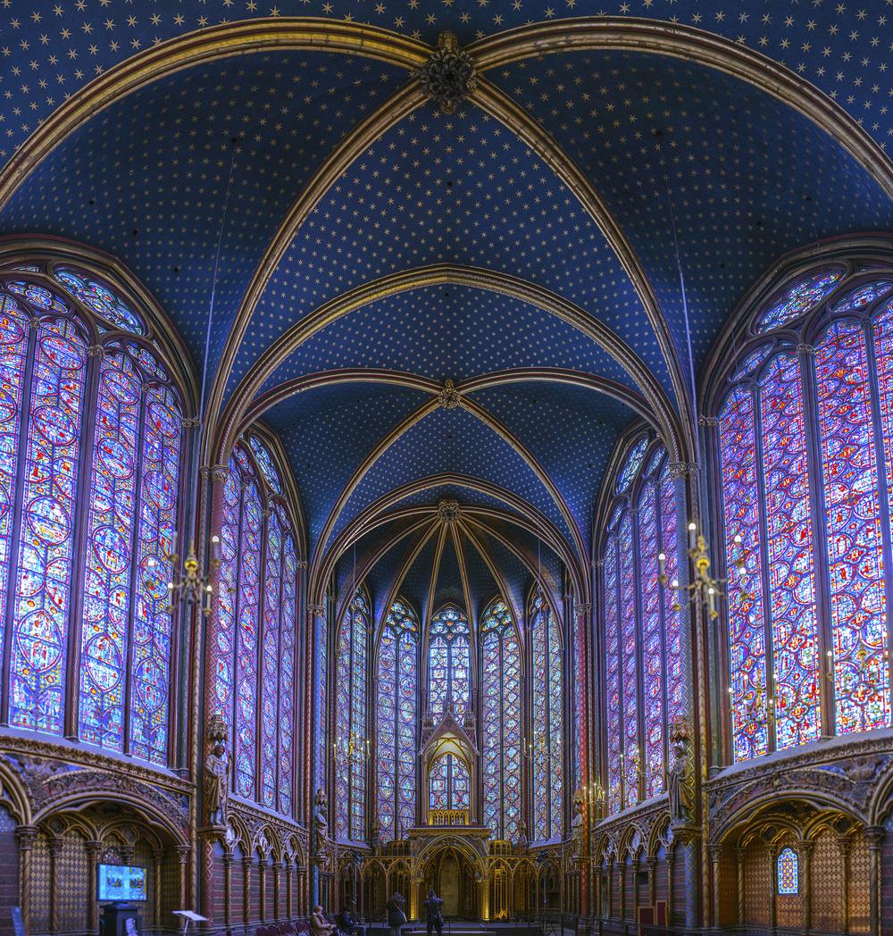 フランス:「サント・シャペル/Sainte chapelle」