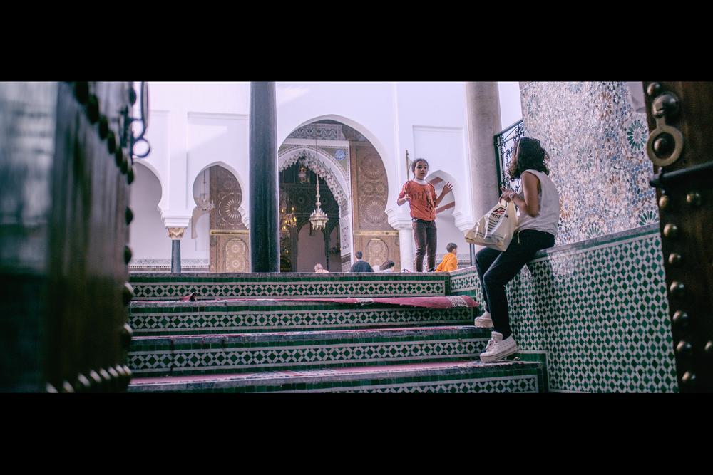 モロッコ:「フェズ/Fez」