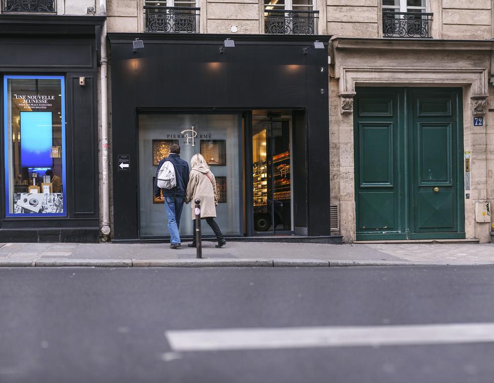 フランス:「ピエール・エルメ/PIERRE HERMÉ」
