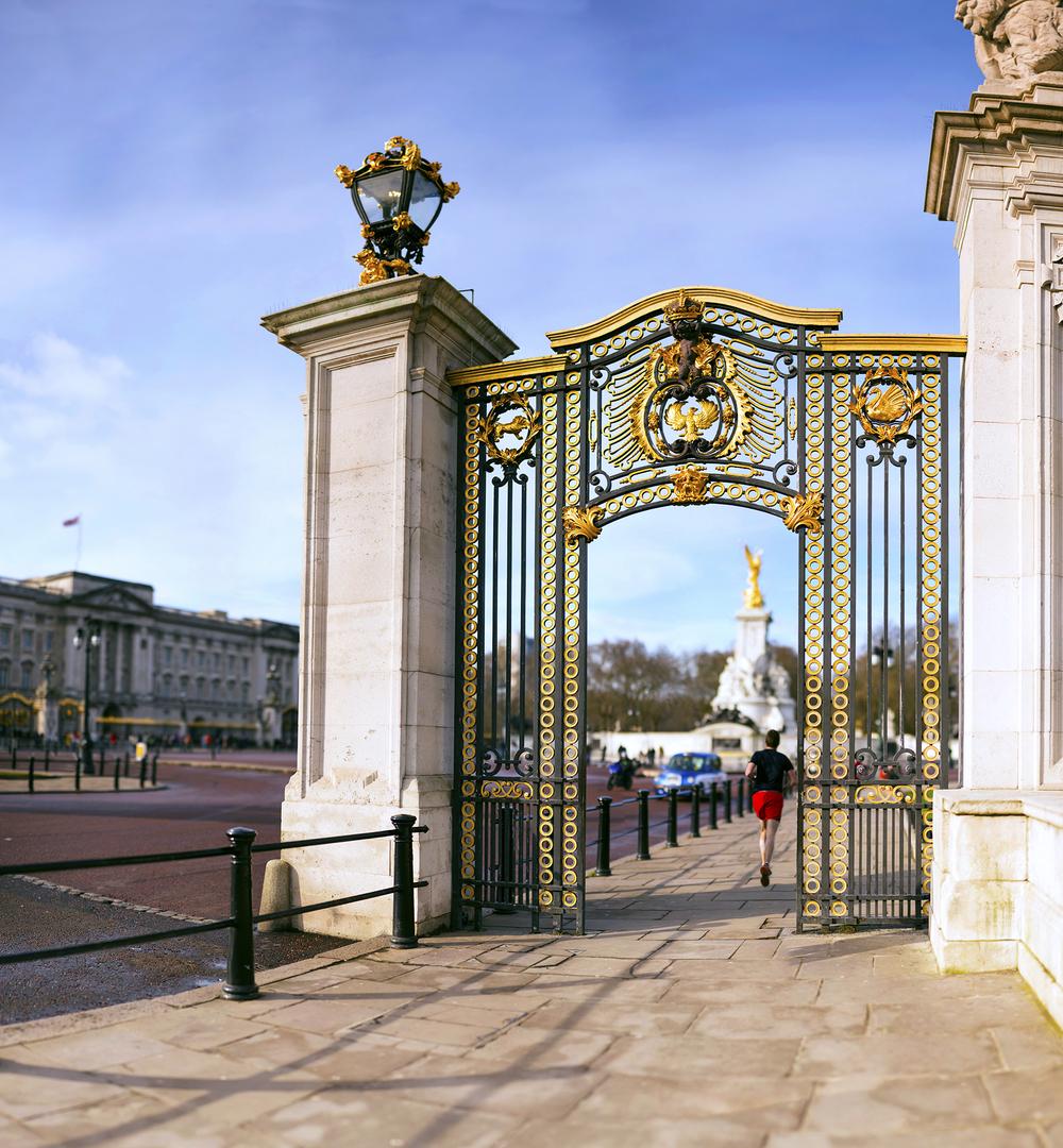 イギリス:「バッキンガム宮殿/Buckingham Palace」