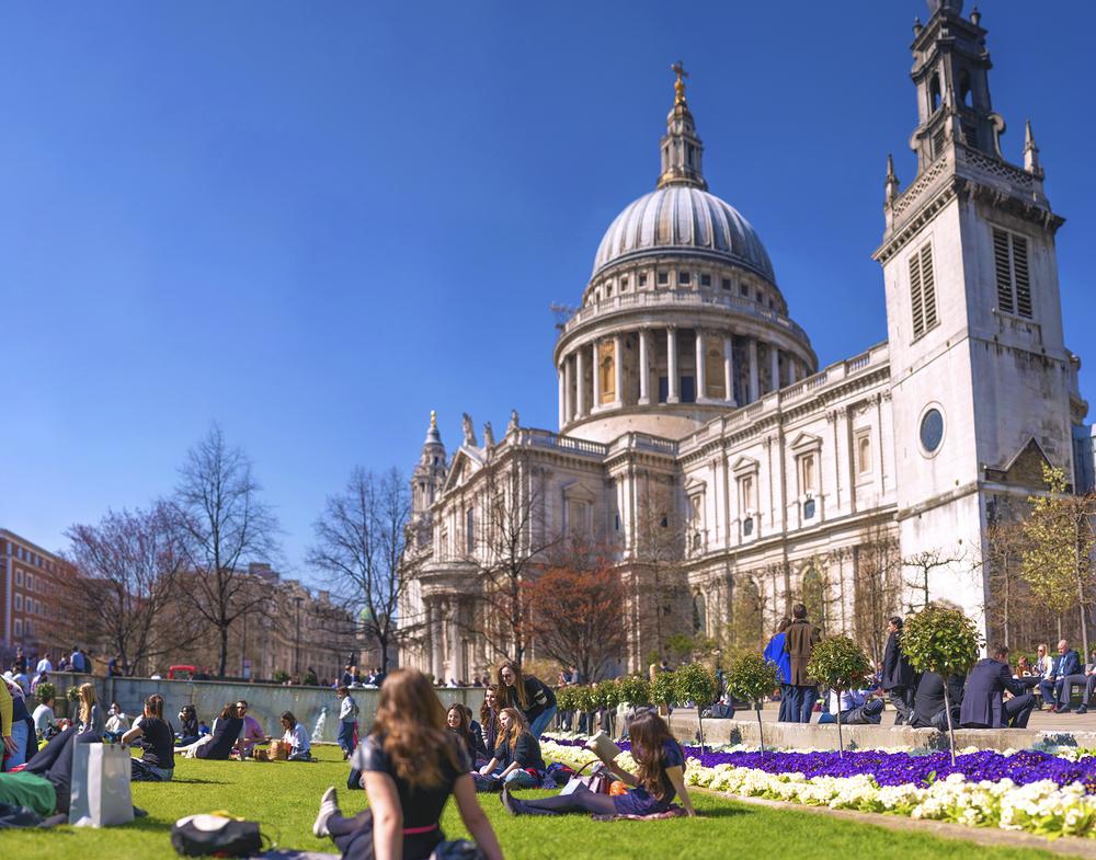 イギリス:「セント・ポール大聖堂/St Paul's Cathedral」