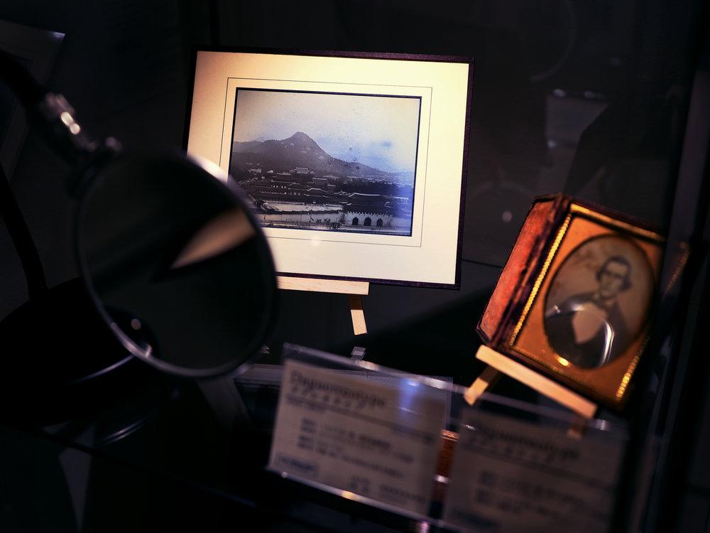 ダゲレオタイプ daguerreotype 日本 韓国 ソウル 景福宮 yugo ito イトウ写真館 湿板写真 wet plate collodion wet collodion process 撮影 乾板写真 dry collodion process
