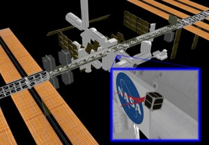 Eddy-current actuators could enable an inspection vehicle to maneuver near the ISS without fuel. -