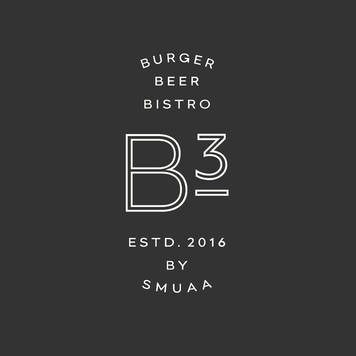 B3 - Burger Beer Bistro by SMUAA