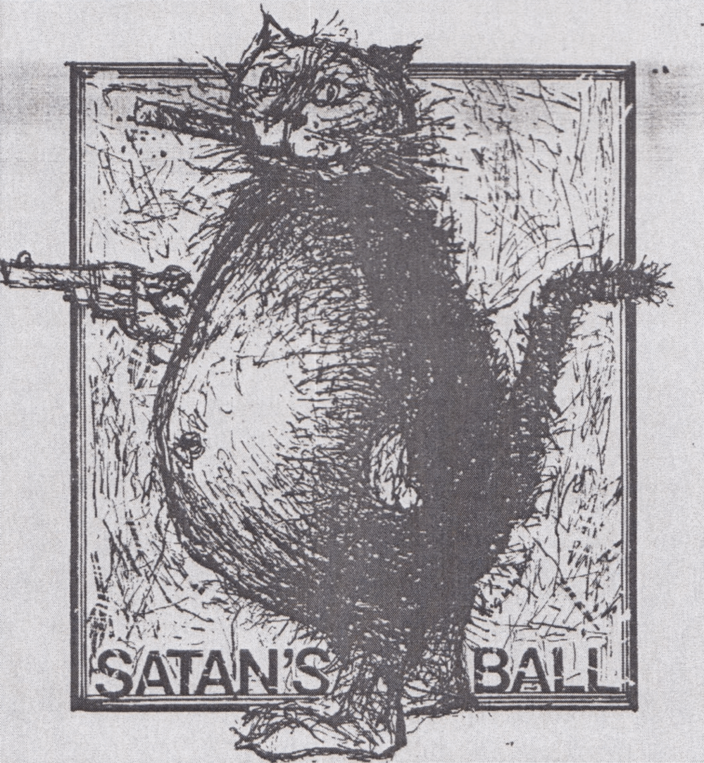 SATAN'S BALL (design Dan Snyder)