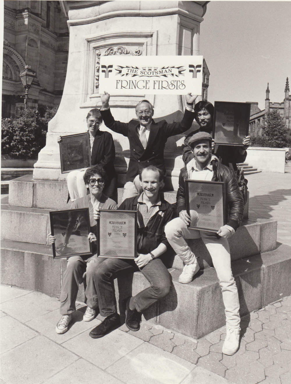 BRIGHTON THEATRE with awards, 1986