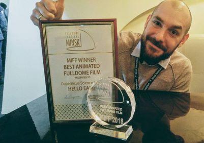 Maciej Rasala, supervisor animator . Thanks Maciej !