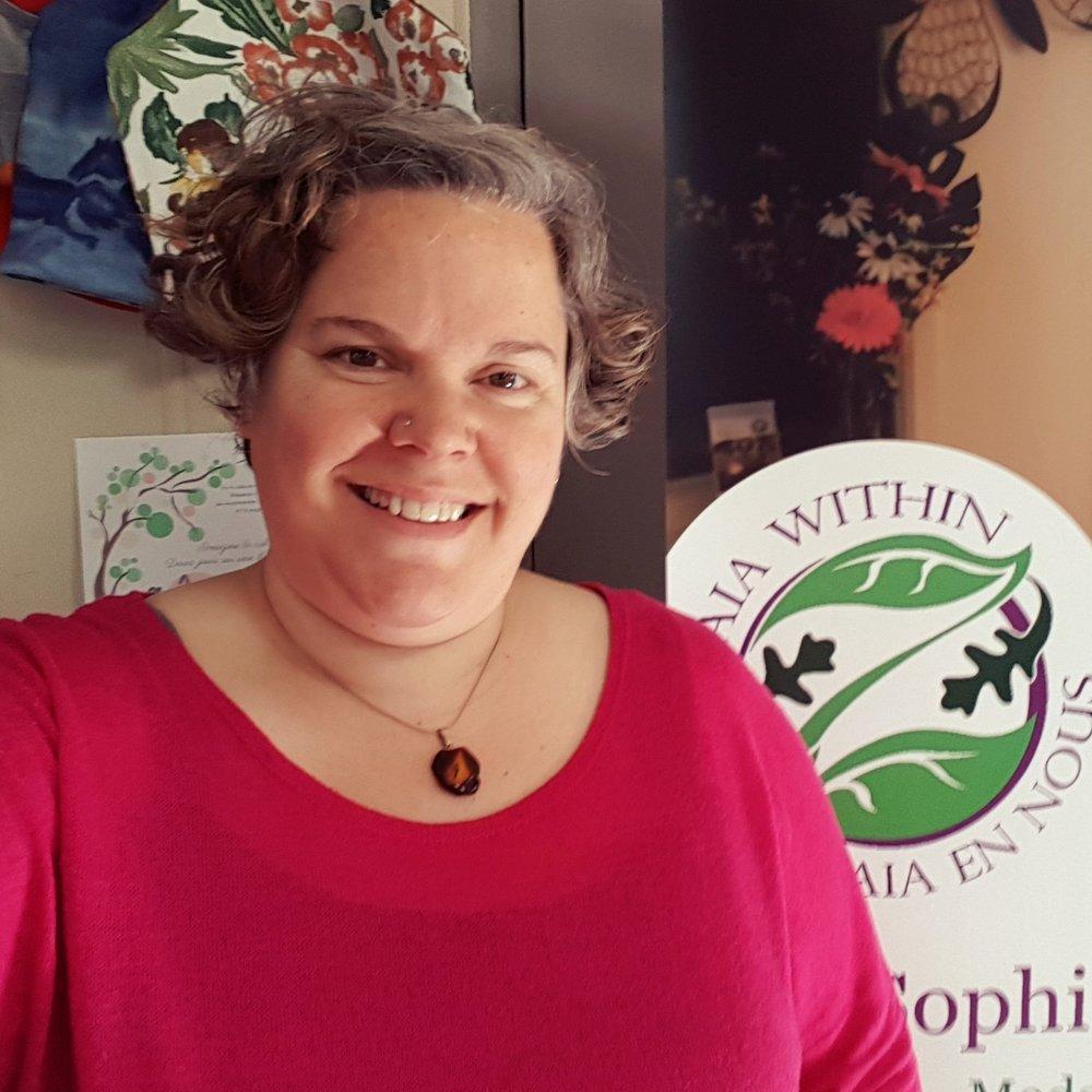 Sophie Gagnon, shaman moderne, Hearst
