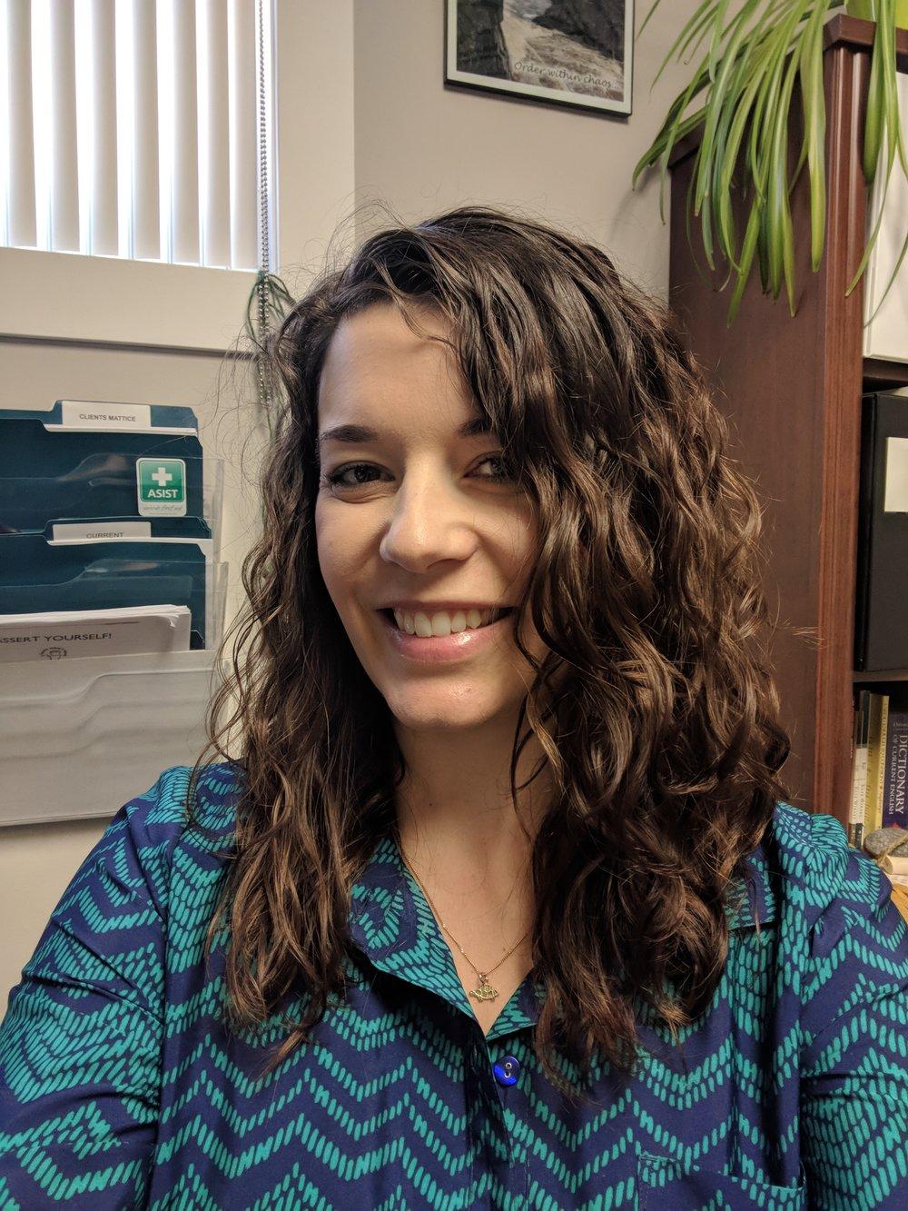 Michelle Case, intervenante en santé mentale