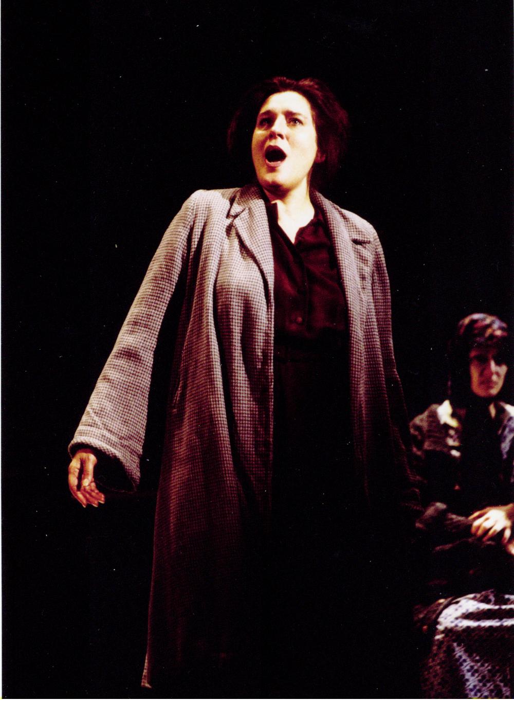 Magda Sorel, THE CONSUL. Washington National Opera